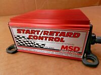 MSD Ignition 8982 Start/Retard Control with High Speed Timing Retard