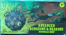Grenadier AD&D Mini Dwellers Below #3 Box VG