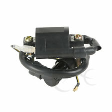 Negro bobina para Kawasaki BAYOU 300 KLF 300 ATV 1986-2004 87 88 89 90 91