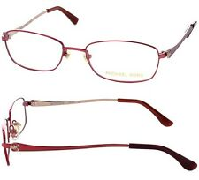 Michael Kors Red Eye Glasses - Size 49mm x 17mm x 135mm - Part # MK158 - NEW