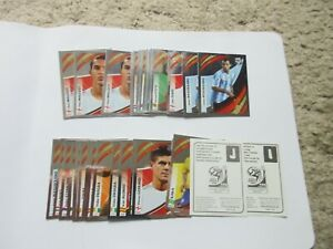 Panini World Cup 2010 Tournament Tracker Sticker - Complete Your Collection