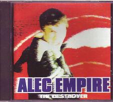 Alec Empire The Destroyer CD (1996)