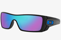 Oakley Sunglasses Batwolf OO9101-5827 Polished Black Prizm Sapphire Iridium