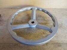 "8/"" Plastic Handwheel with Revolving Handle #97-C-4 1//2 /"" hole"