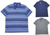 Calvin Klein Mens Lifestyle Soft Liquid Cotton Polo Shirts Choose Size&Color -B