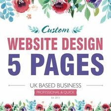 Get Your Custom Website,ONLY 6.99 Including Monthly Hosting Plan(Free Demo Page)