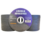 100 Pack 4-1/2' x 1/16' Cut-off Wheels Cutting Discs Stainless Steel & Metal
