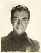 ROBERT TAYLOR Original MGM Photo PORTRAIT 1930's  ->YOUTHFUL<-