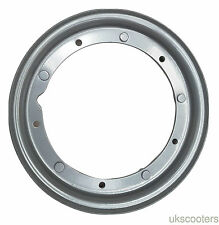 ukscooters VESPA WHEEL RIM SILVER GREY PX LML T5 SPLIT RIMS NEW