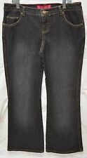GLO Jeans _ Size 7 _ 29 x 31 _ Black _ Stretch _ EXCELLENT _ FREE $hip