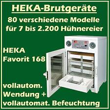 Heka FAVORIT 168 - Incubateur avec entièrement automatique humidification,pour