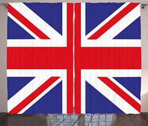 Union Jack Curtains British Loyal