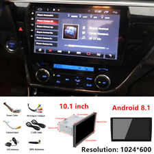 "10.1""Android8.1 Bluetooth Car Stereo Radio HD MP5 FM Player Digital Touch Screen"