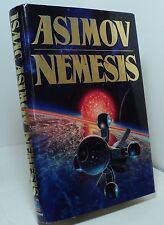 Nemesis by Isaac Asimov - First edition
