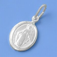 Silver Pendant Mother Mary Pendant Height 13 mm Material Sterling Silver new