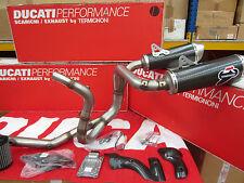 Scarico completo in Carbonio Termignoni Racing per Ducati Monster 796  964501006