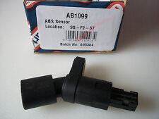 VolksWagen Bora  Rear Abs Wheel Speed Sensor  Fuel-Parts AB1099