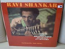 Ravi Shankar, India's Most Distinguished Musician in Concert, Mono, 1962