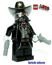 Lego Película Figura (70800) SHERIFF CON 2 Blaster