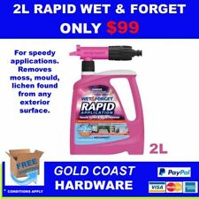 WET AND FORGET RAPID 2L