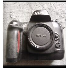 Nikon D100 6.1 MP Digital SLR Camera - Black (Body Only) From Japan
