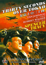 Thirty Seconds Over Tokyo (1944) - Spencer Tracy, Van Johnson - DVD NEW