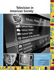 NEW Television in American Society Reference Library: Cumulative Index
