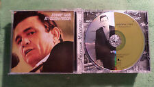 Johnny Cash. At Folsom Prison. Compact Disc. 1999. Made In Australia