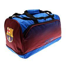 UFFICIALE BARCELLONA Football Club FADE Borsone Viaggio Sport da Palestra Bag Sport ACC
