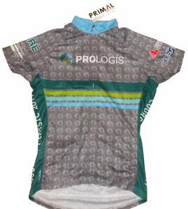 NEW - Primal Sport-Cut Women's Jersey, Prologis Grey/Blue (S, M, L, XL)