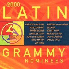 Various - Latin 2000 Grammy Nominees