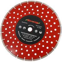 35.6cm/350MM Disco de Corte Diamante / Cuchillas Para Hormigón Ladrillo Piedra