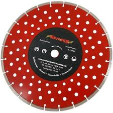 "14 "" / 350 mm Diamond Cutting Disc / Blades for Concrete Brick Stone"