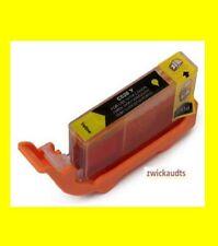 comp. Cartridge CANON PIXMA replaces CLI-526Y iP4850 4950 iX6550 MG5250 5350