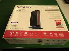 NetGear N750 Wireless Dual Band Gigabit Modem Router (DGND4000)