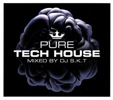 Various - PURE TECH HOUSE