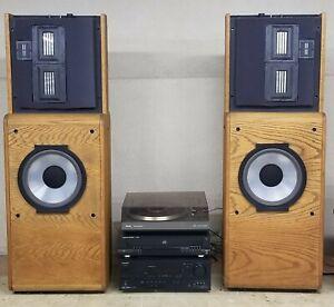 Vintage Infinity RS 2.5 Floor Speakers - Reconditioned