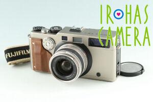 Fujifilm TX-1 + Super-EBC Fujinon 45mm F/4 Lens *Sutter Count:57 #37393 E3