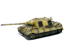 1:144 Scale German tank JAGDTIGER 1945 Miniature Display Model DOYUSHA Dragon