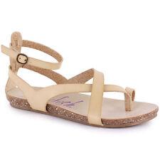 Flache Markenlose Sandalen für Damen