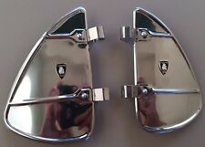 Pair of Plymouth Vintage Auto Parts Window Mounting Part