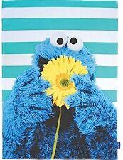 Cookie Monster Toalla de té-Sesame Street Accesorio De Cocina-Azul Cocina Paño