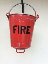 Antique,vintage Twin Handled Fire Bucket