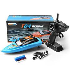 H130 Ferngesteuertes Boot RC Boot 2,4GHz mit Schnelle Geschwindigkeit Spielzeug