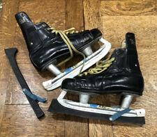 Vintage Ice Skates - Retro Size 39 - Classic New English - Quality Hungary