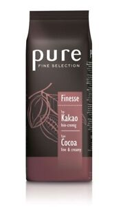 Tchibo Pure Kakao Finesse instant Hot Chocolate German made 1Kg -Tracked Service