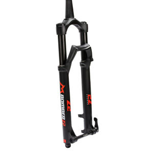 Marzocchi Bomber Z2 140 29 Inch Rail 15QR110 Tapered Bicycle Bike Fork Black