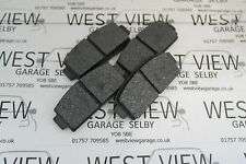 1008465 MICROCAR MGO1 & MGO2  rear brake pads (set of 4) - from Selby