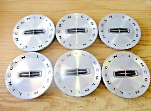 2003 to 2005 Lincoln Town Car alloy wheel center caps hubcaps 4W13-1A096-BA