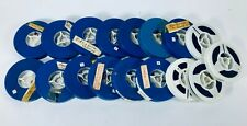 Lot of 16 - Vintage 1960s/1970s Family Christmas Puppy - Home Movie Super 8 Reel